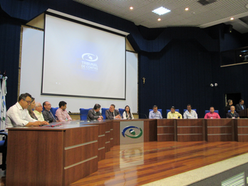 Confira as imgens do Seminário de vereadores de maio de 2019