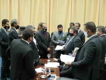 Câmara de Dourados reabre nesta segunda com sessão presencial e público