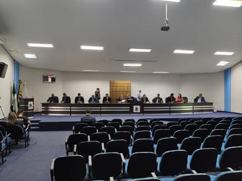 Câmara de Maracaju cancela sessão