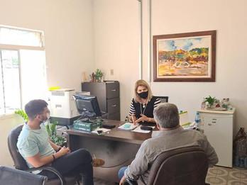 Vereadores buscam informações sobre ações de combate às queimadas
