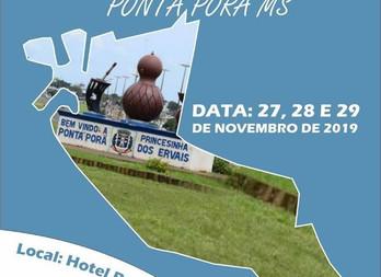 Vem aí mais um seminário de vereadores de Mato Grosso do Sul
