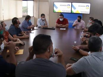 Alan Guedes sanciona Lei que deve garantir US$ 40 milhões para Dourados