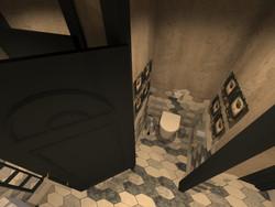 WC BAYAN PETEK SERAMIK
