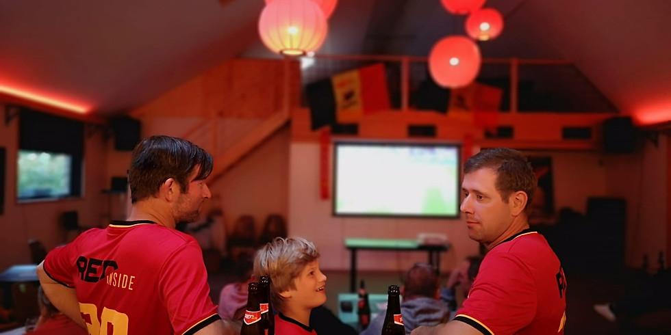 Rode Duivels Kwartfinale - Vrijdag 2 juli - 21u00