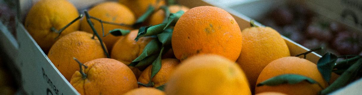 Oranges portugaises