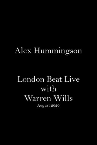"""Alex Hummingson: """"If you can't express your art in one way, then find another"""" (London Beat 2020)"""
