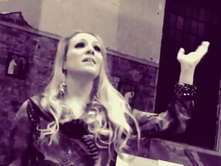 "Video: @AlexHummingson performing ""You Gave Me Wings"" at St John's Church, London,"