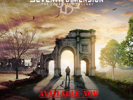 Music: @AlexHummingson voice acting on new album by band Seventh Dimension