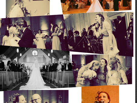 Photos: #Had the #great #honor to #sing at my #smart #beautiful #bestest sister's #devine #wed