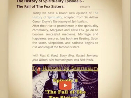 "Documentary: @AlexHummingson voice acting in ""History of Spirituality"" (2019) S1 E6: ""The Fall of th"