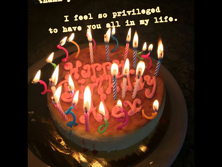 Photo: #thankyou for the #birthday #wishes!