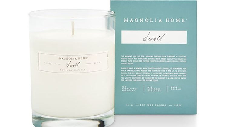 Magnolia Home Dwell Candle