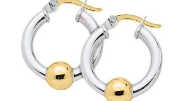 Cape Cod Earrings -14k Gold Ball