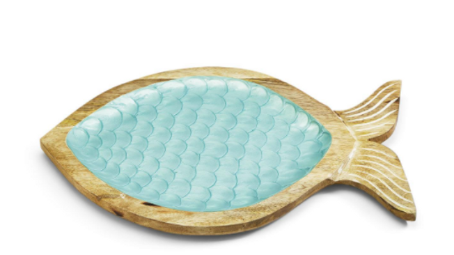 Shimmering Fish Platter