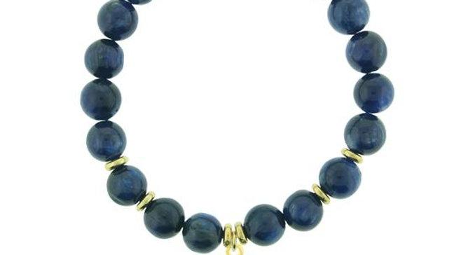 T Jazelle Gold Wave Bracelet