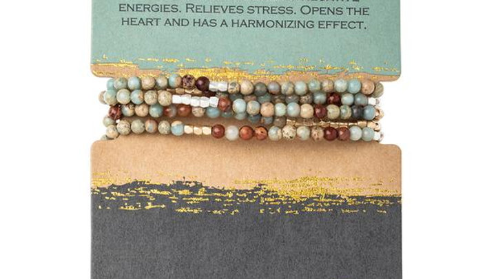 Aqua Terra Wrap Bracelet