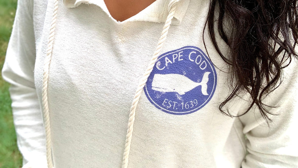 Cape Cod Lightweight Hoodie