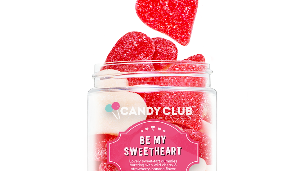 Be My Sweetheart Candy