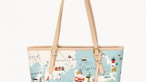 Spartina Northeast Harbors Tote