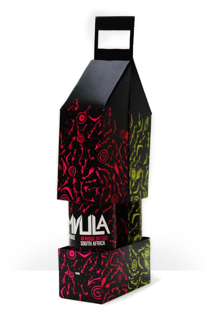Emballage pour bouteilles de vin