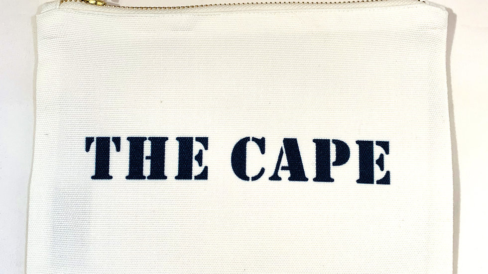 """""""THE CAPE"""" Pouch"""