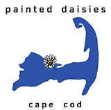 painted daisies logo