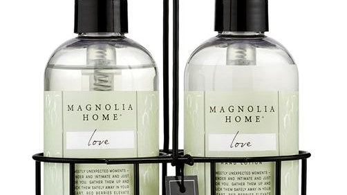 Magnolia Home Love Sink Caddy Set
