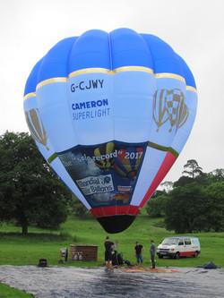 G-CJWY Cameron O-31