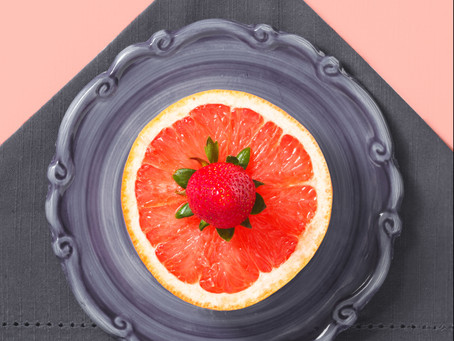 Sizzling Grapefruit