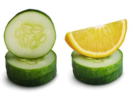 Cucumber Lemon Salad
