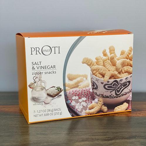 Salt & Vinegar Zipper Snacks