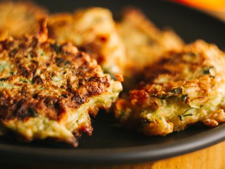 Hashed-Brown Zucchini