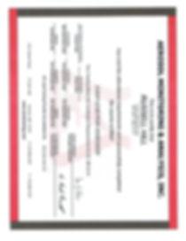 Lead Risk Assessor Certification