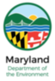 Maryland Department of The Environment Logo MDE