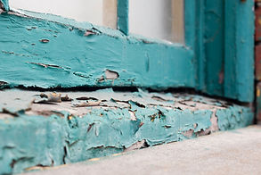 Lead Paint Inspection, Flaking, Chipping, Peeling Paint