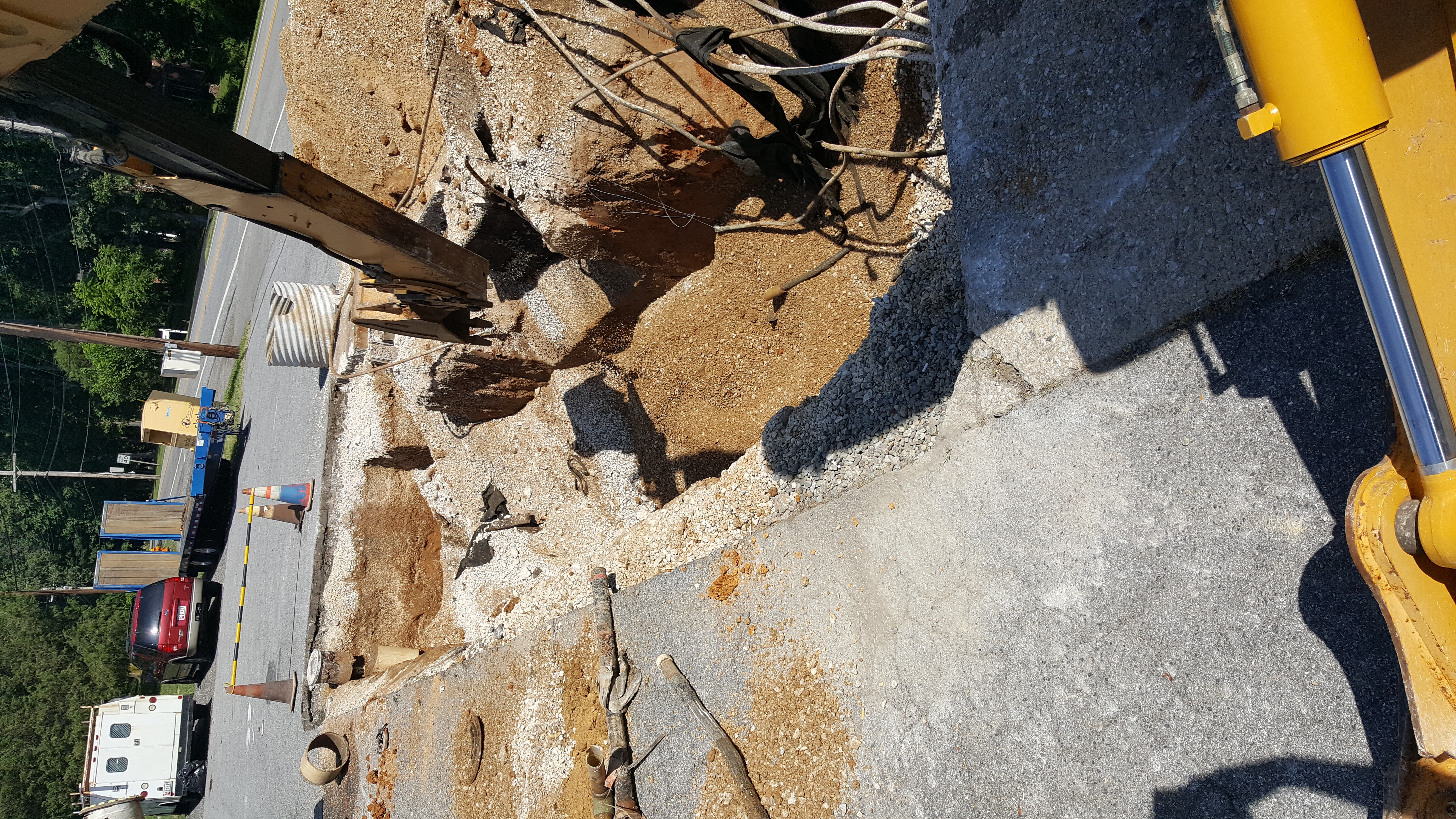 UST Soil