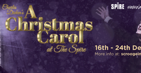 2015: A CHRISTMAS CAROL at The Spire