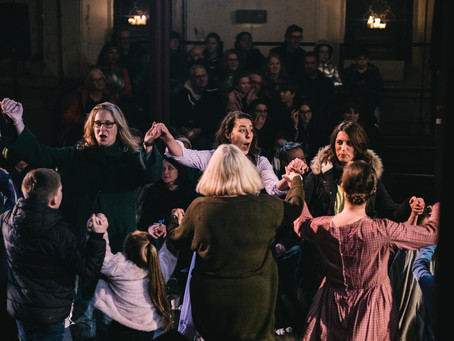 2019: A CHRISTMAS CAROL at The Spire