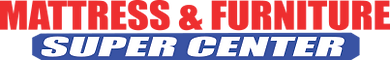 mattress and furniture super center logo