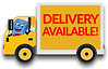 delivery truck graphic