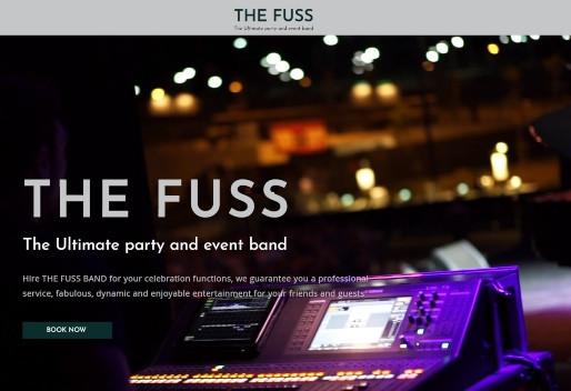 The Fuss Go Live