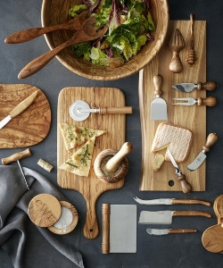olivewood-bowl & Kitchen Collection