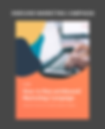 Thanks to Hubspots free resource programme please download this free guide on how to run an Inbound marketing campaign. As with all guides read carefully and take inspiration from the guide but tailor to suit your own business objectives.