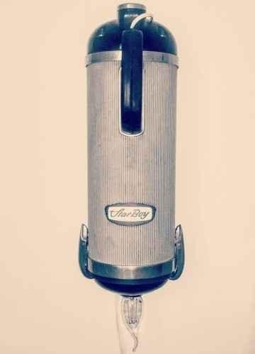 Dispenser Wall Light by funkyhous