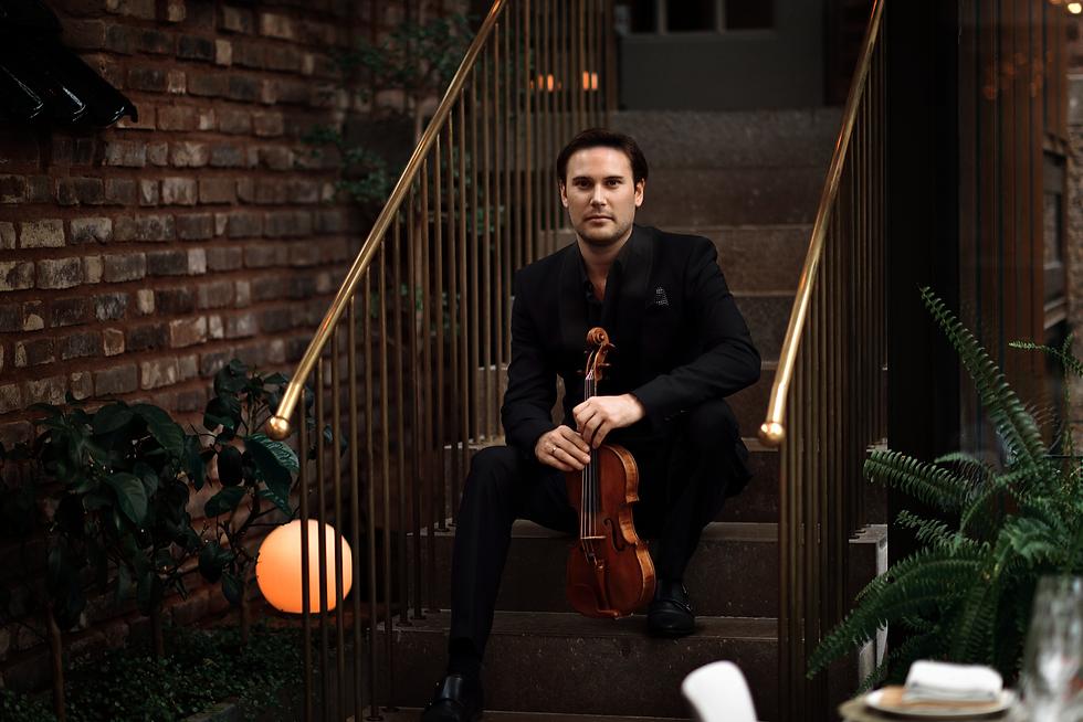 Swedish Violinist