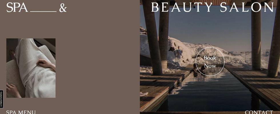 Editor X Beauty Salon