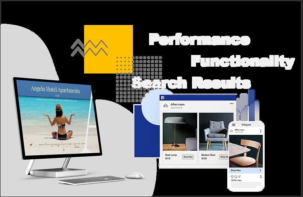 michaeljfoxwebdesign website functionality service