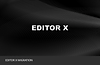 michaeljfoxwebdesign promotes editor x design platform
