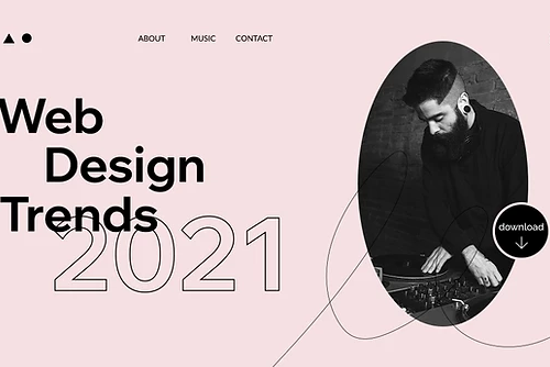 Web Design Trends For The Small Business Owner 2021!