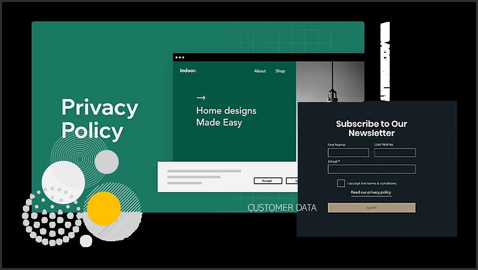 michaeljfoxwebdesign GDPR service